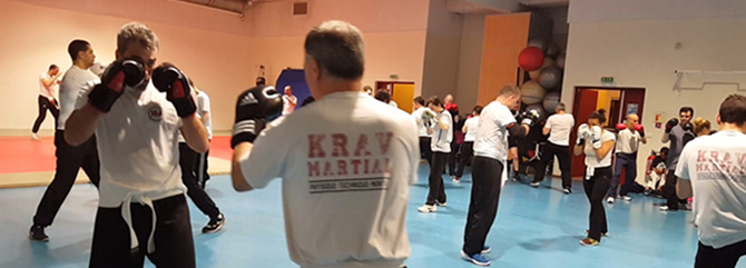 Photos de Krav-Maga